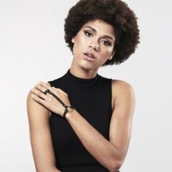 queen lingerie bodystocking liguero negro