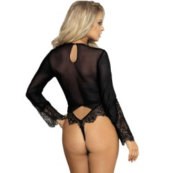 passion loraine body rojo l xl