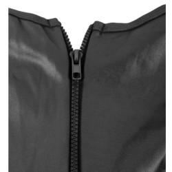 marcelle corset negro con liguero y tanga by casmir s m