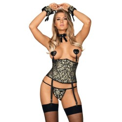 PERFUME FEROMONAS HOMBRE SANINEX INFLUENCE LUXURY