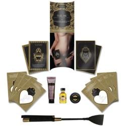 touch my body 2 en 1 aceite masaje lubricante silicona cerezo en flor 100ml