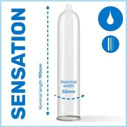 extase sensuel aceite de masaje efecto calor con feromonas mojito 30ml