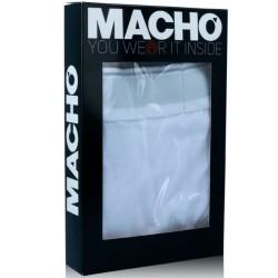 sex michief blackout mascara negro leather
