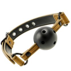 bottomline m4 5 buttplug anal rubber negro 13 x 43cm