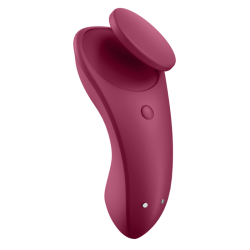 SATISFYER HIGH FLY VIBRADOR DEDAL AMARILLO