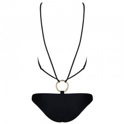 ALL BLACK DILDO 23CM