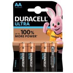 PHILIPS POWER ALKALINE PILA AA LR6 BLISTER4