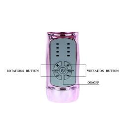 ovo k5 vibrador conejito estimulador blanco metal