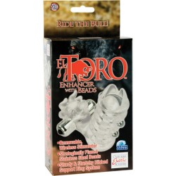 fetish fantasy series arnes confort lila con dildo negro 19cm