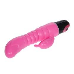 ovo r4 huevo vibrador recargable y control remoto rosa